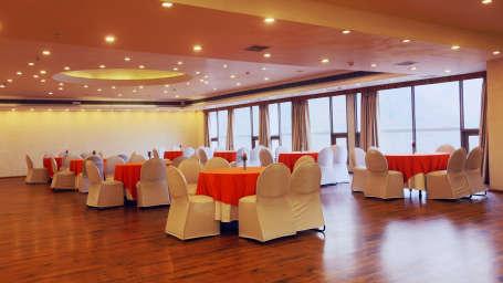 Sky Deck Banquet Hall Timber Trail Resort Parwanoo