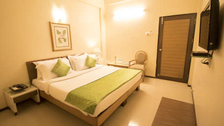 Deluxe rooms at VITS Hotel, Nashik