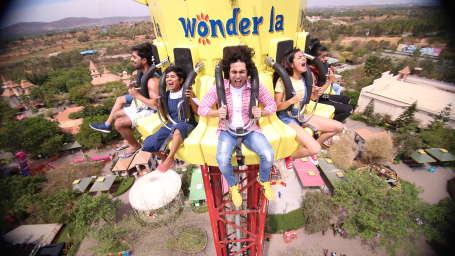 Wonderla Amusement Parks & Resort  Wonderla Amazement Park and Resort Bangalore Kochi and Hyderabad 2