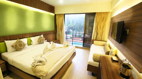 Deluxe Room Zara s Resort Khandala Hotels in Pune 2