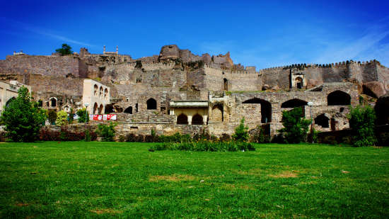 Golkonda Fort, Aditya Hometel Hyderabad,  best hotels in hyderabad