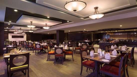 Aloha on the Ganges Rishikesh Latitude - A multi-cuisine restaurant