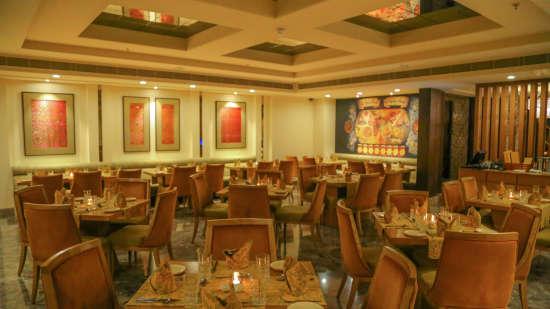 Victoria 23 at Efcee Sarovar Portico , Restaurants in Bhavnagar