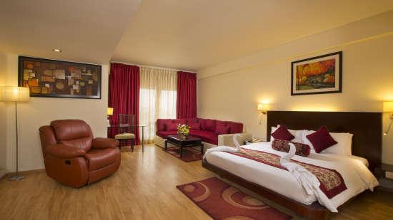 Family Suite Hotel Atithi Pondicherry