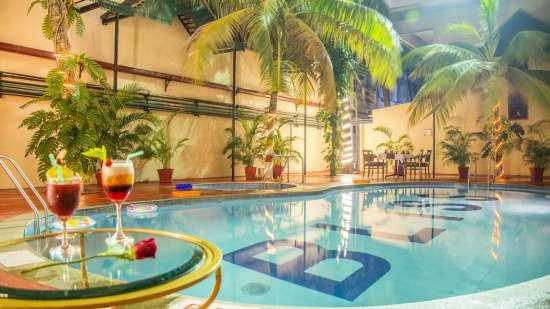 Hotel Bliss Luxury Hotel in Tirupati Online Booking Swimming Pool 5