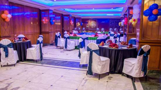 Hotel Bliss Luxury Hotel in Tirupati Online Booking banquet hall 3