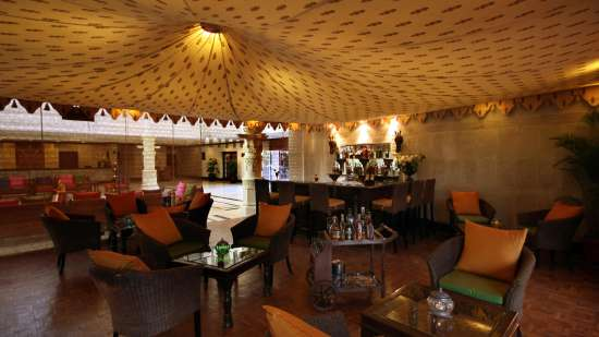 Hotel Clarks, Khajuraho Khajuraho Kamini Bar Hotel Clarks Khajuraho