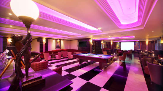 Obsidian Sports Bar Hotel Gokulam Grand Bangalore2