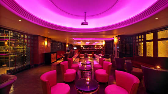 Obsidian Sports Bar Hotel Gokulam Grand Bangalore