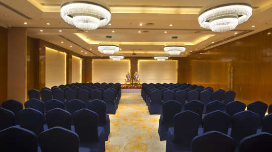 Conference Hall at Hotel Southend By TGI - Bommasandra Bangalore3