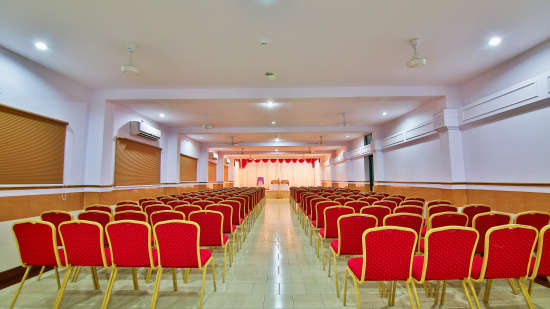 Event Hall at Sree Gokulam Residency, event halls in thrissur 4