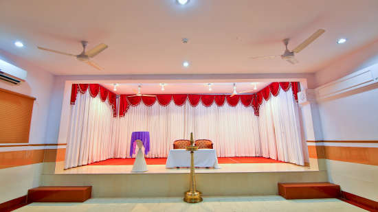 Event Hall at Sree Gokulam Residency, event halls in thrissur  1
