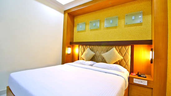 Hotel Rooms in Thrissur, Sree Gokulam Residency, Rooms in Amballur, Deluxe Rooms 4