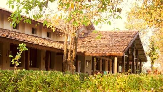 Facade at Infinity Resorts Kanha