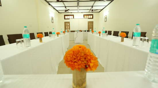 Conference Hall at Infinity Resorts Kaziranga, Conference Hall in Kaziranga