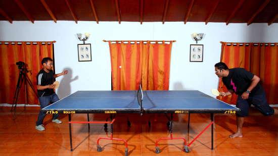 Indoor Games at Infinity Resorts Kutch, Resort Facilities in Kutch 4
