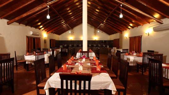 Restaurant at Infinity Resorts Kutch, Restaurant in Kutch 4
