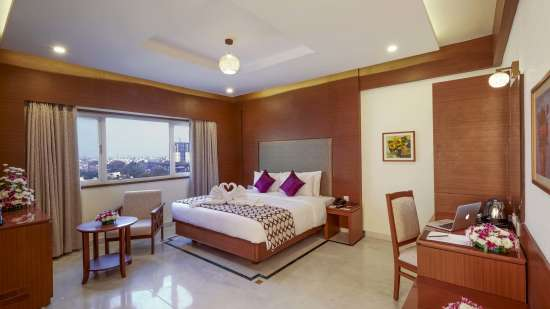 JP Hotel in Chennai Club Suit Room Open