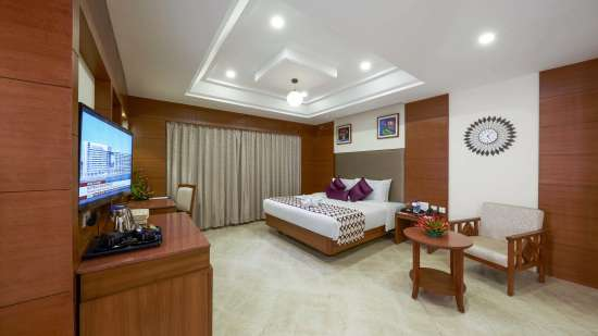 JP Hotel in Chennai JP Suit Room 1
