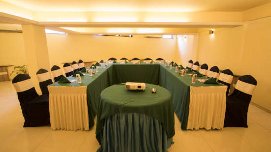 Coral Meeting and Banquet Hall at Kamfotel Hotel Nashik