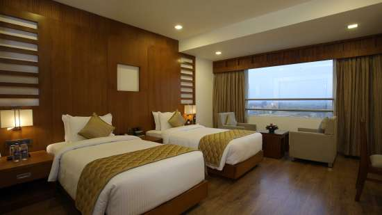 Standard Room -Twin bed view1
