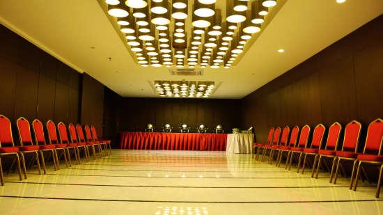 Banquet Hall at Mount Milestone Hotel Banquets Siliguri 1