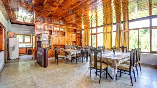 Ramgarh Heritage Villa Manali Restaurant Ramgarh Heritage Villa Manali 3