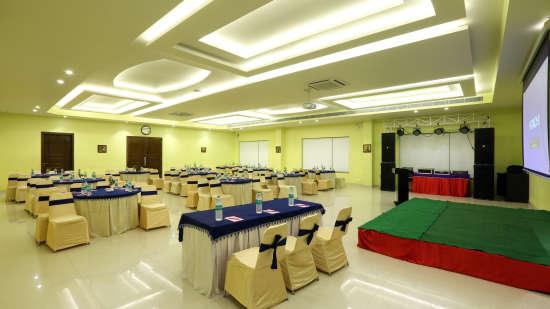 Banquet Hall Resort de Coracao Corbett 5