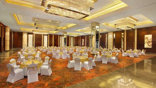 Banquet at Hotel Seyfert Sarovar Portico Dehradun 3