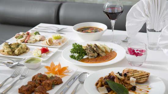 Springs Hotel & Spa, Bangalore Bengaluru MG Fine Dining 4 Springs Hotel Spa