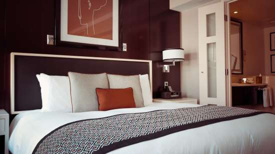 Rooms at St Marks Hotel, Hotel in St. Marks Road Bangalore, Hotel near Brigade Road