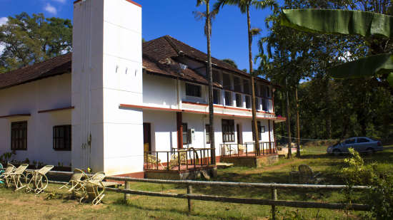 Exterior of Hotel Stay Simple Bison Manor Resort Nagarhole Coorg