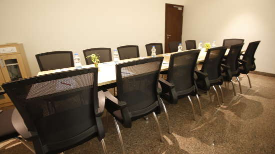 Meeting Room In Wilson Garden, Temple Tree, Hotel With Conference Halls