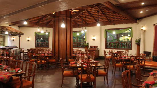 Restaurants in Vile Parle Drive, The Orchid Mumbai Vile Parle, 5-Star Hotels near Mumbai Airport