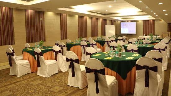 VITS Bhubaneswar Hotel Bhubaneswar Conference Hall 1 at VITS Hotel Bhubaneswar