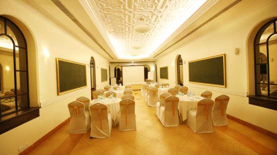 Vintage Hall 3