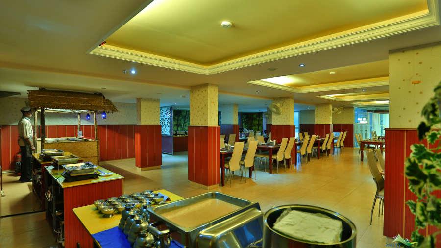 Misty Mountain Resort, Munnar Munnar Gaia restaurant Misty Mountain Resort Munnar 2