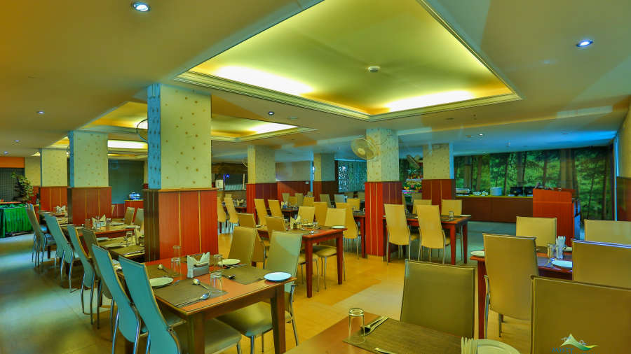 Misty Mountain Resort, Munnar Munnar Gaia restaurant Misty Mountain Resort Munnar 3