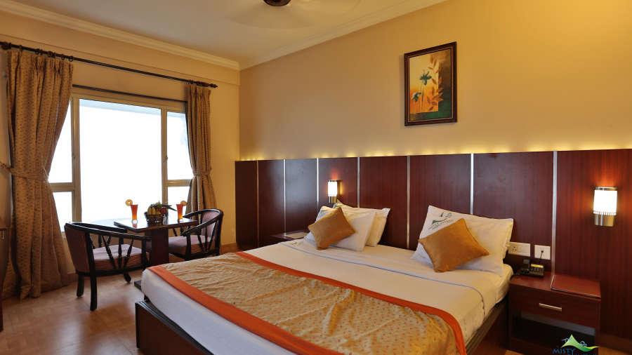 Misty Mountain Resort, Munnar Munnar Valley View Deluxe Room Misty Mountain Resort Munnar 2
