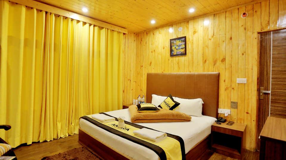 Amara 3-Bedroom Cottage 5, Amara Resorts, Manali, Holiday resort in Manali