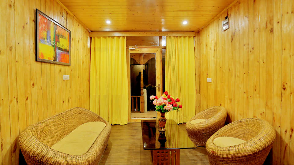 Amara 3-Bedroom Cottage 7, Amara Resorts, Manali, Holiday resort in Manali