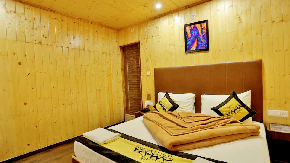 Amara 3-Bedroom Cottage 8, Amara Resorts, Manali, Holiday resort in Manali