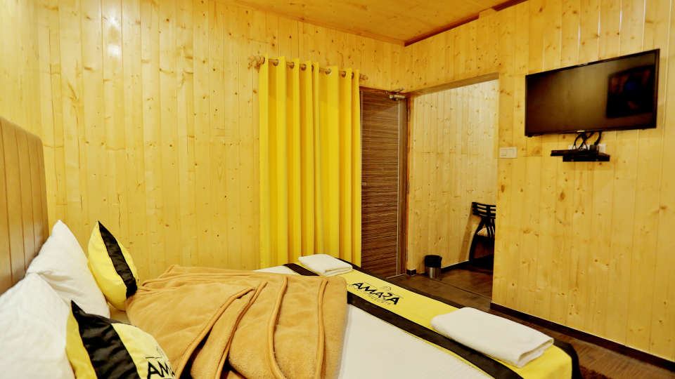 Amara 3-Bedroom Cottage 9, Amara Resorts, Manali, Holiday resort in Manali