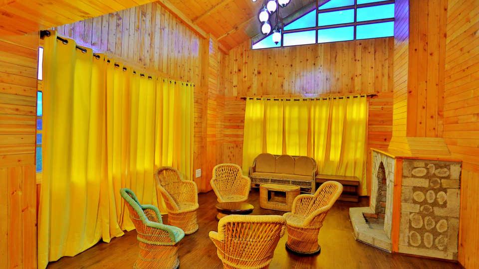 Smoking Rooms 2, Amara Resorts, Manali, Holiday Resort in Manali