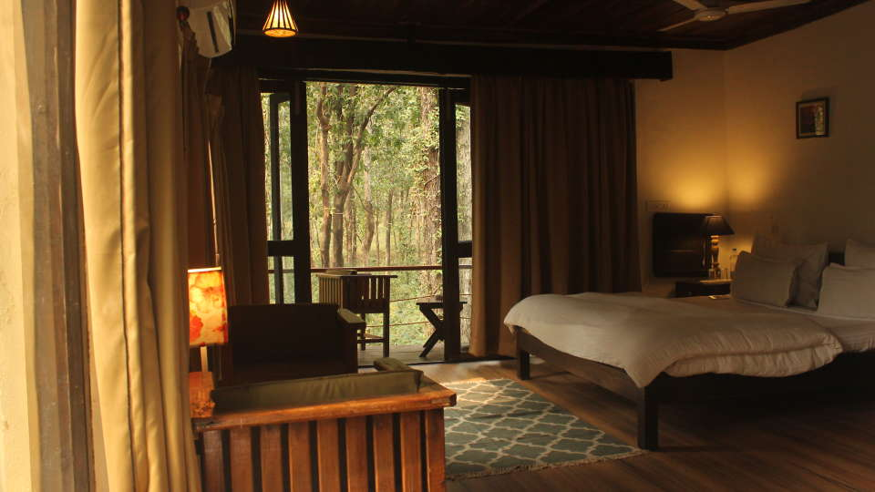 Hotels in nagzira tiger reserve, Nagzira Resort, Asteya Nagzira Resort