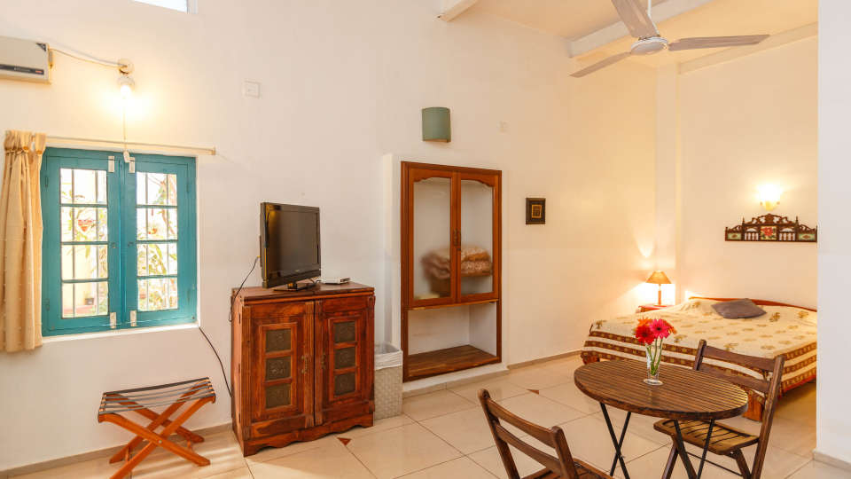 Casa Cottage Hotel, Bangalore Bangalore Casa-Cottage-Room-with-Kitchen-Bright-Garden-Family-Friendly- 1
