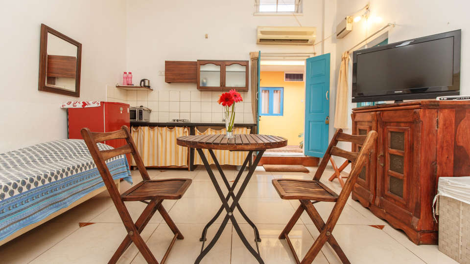 Casa Cottage Hotel, Bangalore Bangalore Casa-Cottage-Room-with-Kitchen-Bright-Garden-Family-Friendly- 4