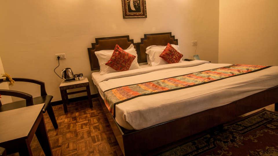 Central Hotel, Gangtok Gangtok club rooms central hotels gangtok 2
