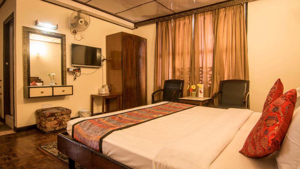 Central Hotel, Gangtok Gangtok club rooms central hotels gangtok 3