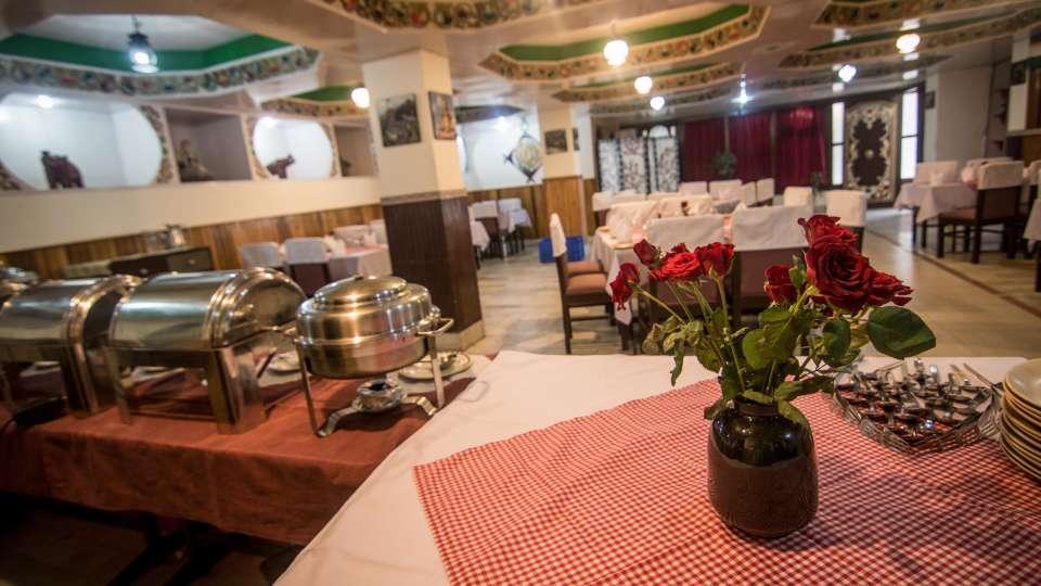 Central Hotel, Gangtok Gangtok wild orchid restaurant central hotels gangtok 1